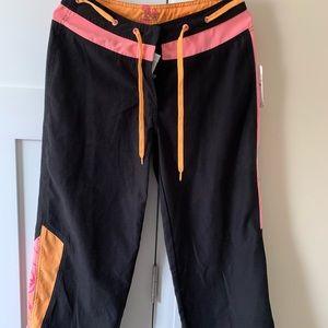 Black Capri Pants